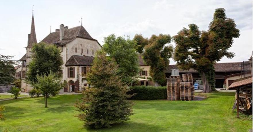 Château d'Auvernier
