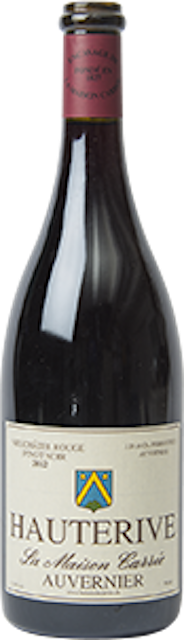 Hauterive Pinot Noir