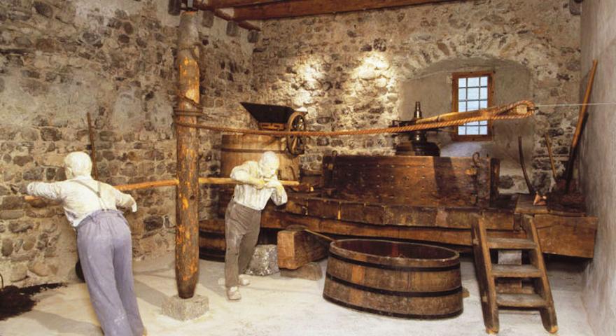 Musée de la Vigne et du Vin au Château d'Aigle