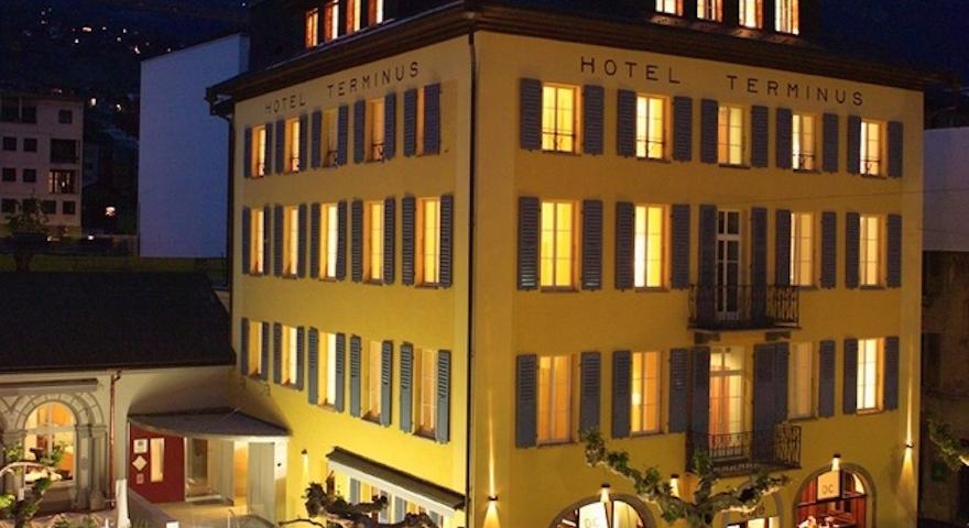Hôtel-Restaurant Terminus Didier de Courten
