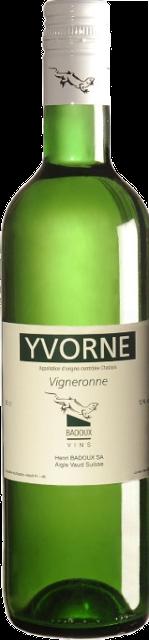 Vigneronne, Yvorne