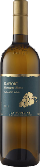 Raffort Humagne Blanc