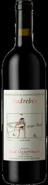 Pinot Noir Badreben